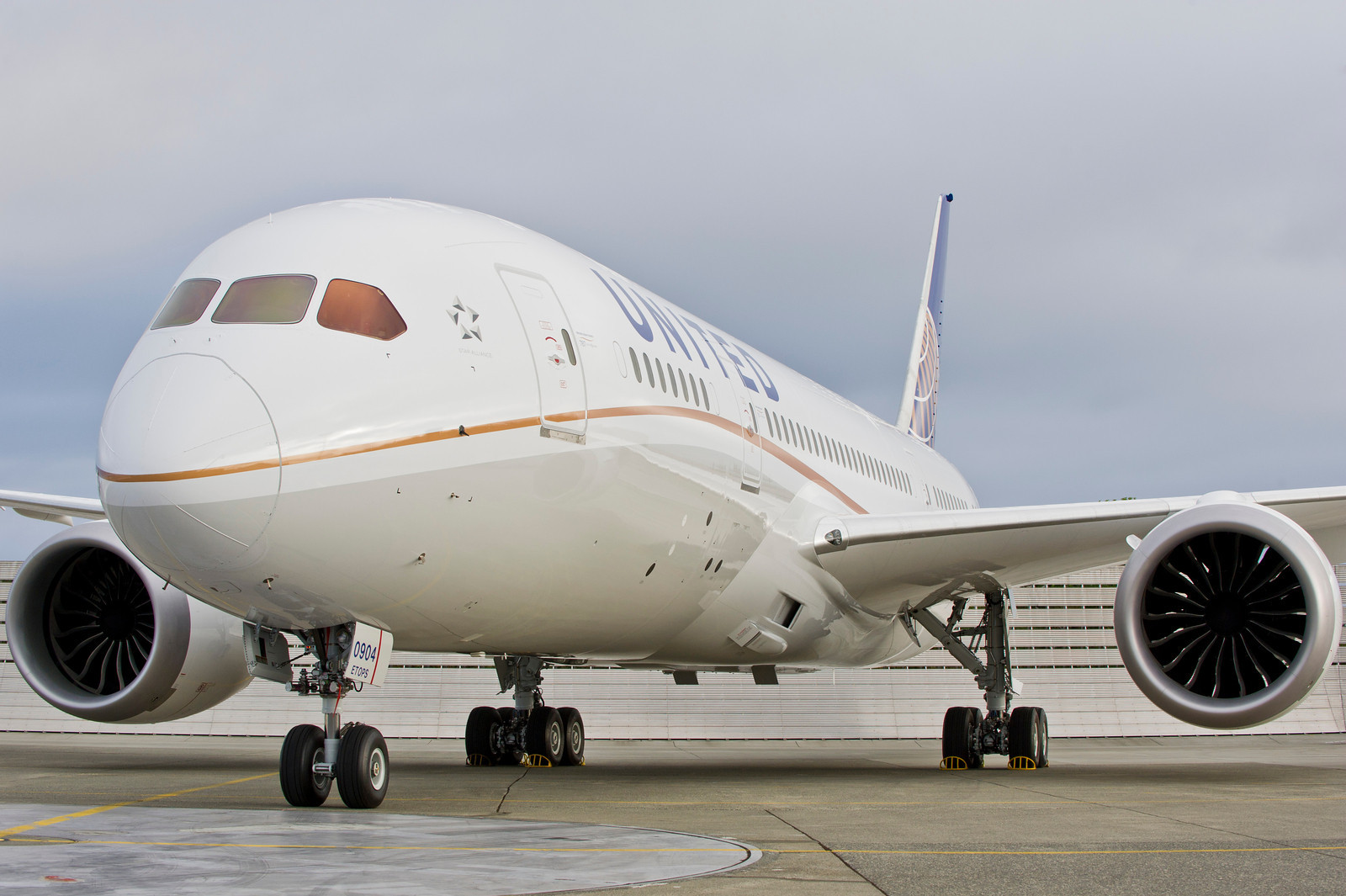United's Boeing 787 Dreamliner (Photo: United Airlines)