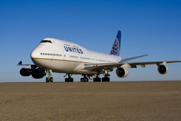 More United 747 S Coming To Sfo Travelskills