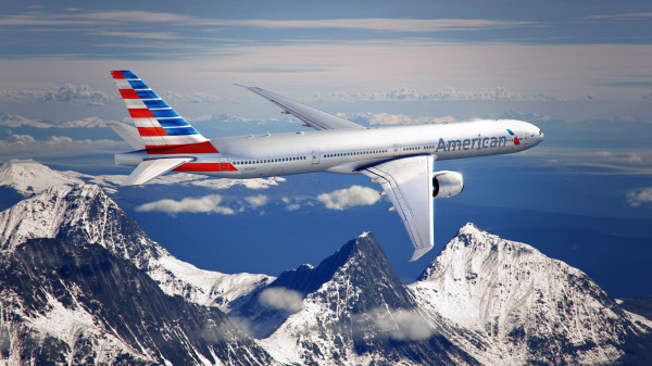 American Airlines bright new look. What do you think? (Photo: American Airlines)