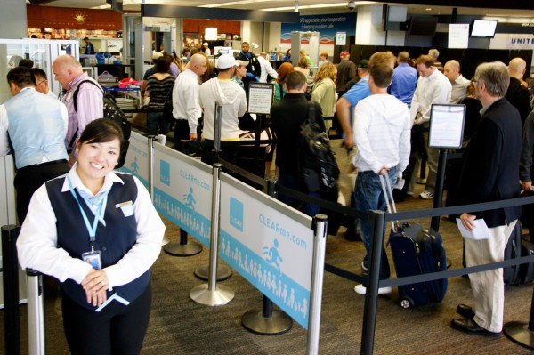 The Clear trusted traveler program could soon be in more airports. (Image: Chris McGinnis)