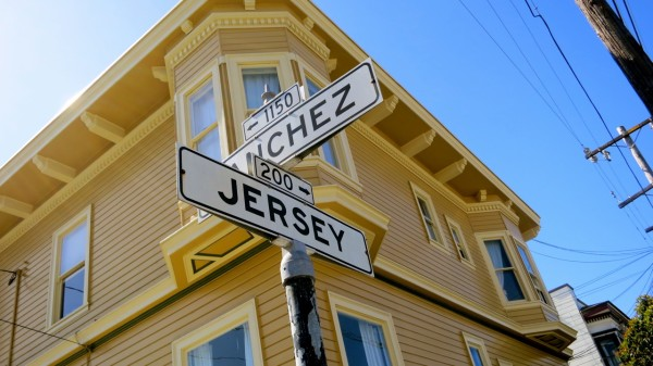 Jersey in Noe Valley (Chris McGinnis)