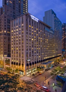 Earn 8,000 Mileage Plus miles at the Westin Michigan Ave in Chicago (Photo: Westin)