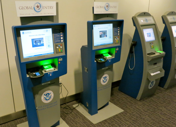 Global Entry membership cost is covered as one Choice Benefit option. (Chris McGinnis)