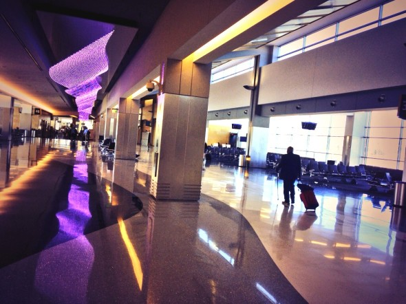 Inside San Diego's snappy new Terminal 2 West (Chris McGinnis)