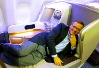 Are you a business class seat expert? Take our fun quiz!