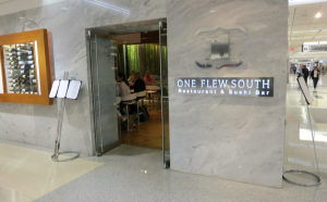 One Flew South at ATL Concourse E has some healthy options (Photo: Chris McGinnis)