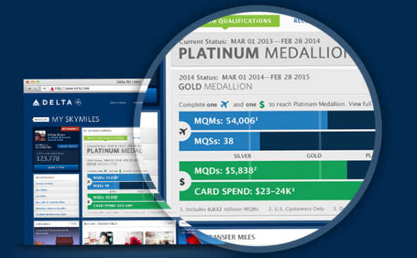 2017 Medallion Tracker Now Online No Need To Worry About Delta Keeping Tabs On Your Status For The New Year A Is Available