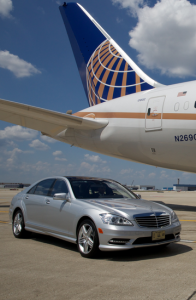 United and Delta offering posh pick ups at LAX (Photo: United)