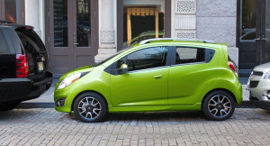 Chevy's new Spark