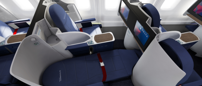 Delta, JetBlue lay on more lie-flat seats, but…