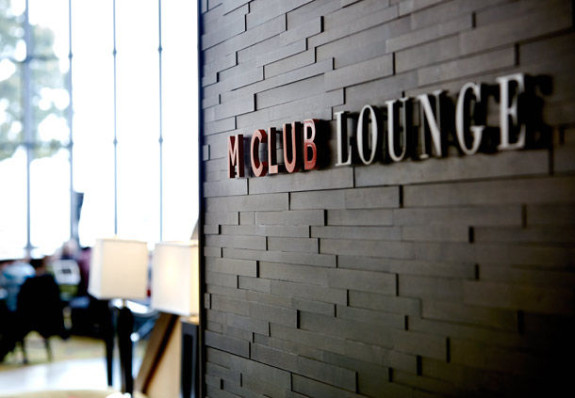 M Club Lounge Marriott San Francisco Airport Waterfront (Photo: Marriott)