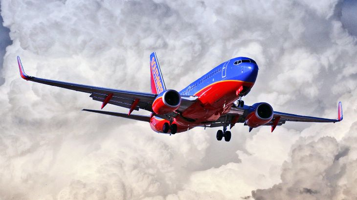 Southwest Airlines 737's taking over many AirTran international routes (Photo: Jim Glab)