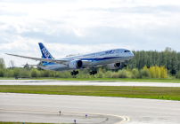 ANA's gets its shiny new Boeing 787-9 (Photo: The Boeing Company)
