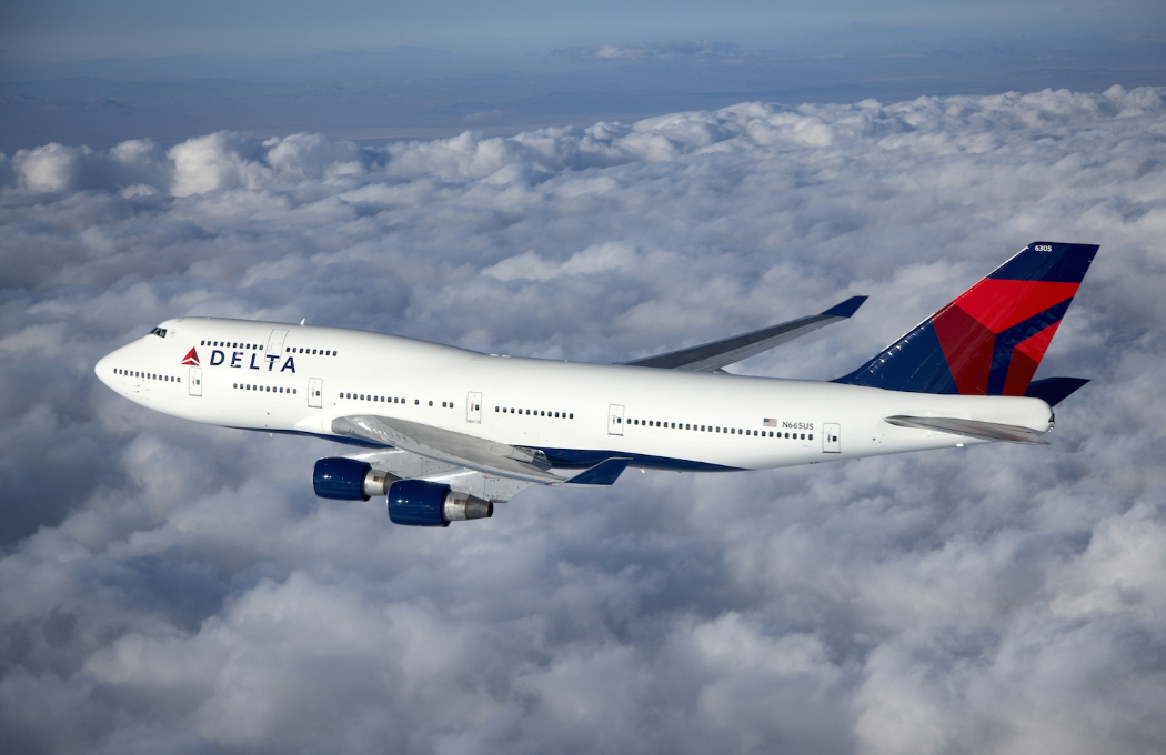 Like many other airlines, Delta is starting to get rid of these graceful, gas guzzling old birds. (Photo: Delta)