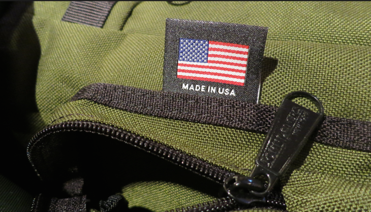 "Look for heavy-duty stitching and zippers as well as ""bulletproof"" nylon (Photo: Chris McGinnis)"