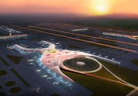 Futuristic new airport for Mexico City arriving soon (Photo: )