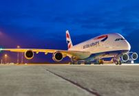 A shiny new British Airways A380. Clean as a whistle! (Photo: British Airways)
