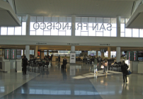 Inside San Francisco International's popular Terminal 2 (SFO)