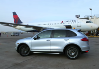 Delta has expanded its popular Porsche pick up service to three more airports (Photo: Delta)