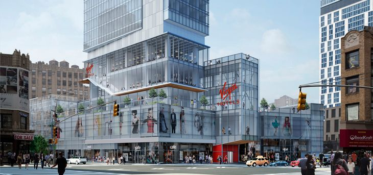 A big new Virgin hotel for NYC...but why not SF? (Photo: Virgin Hotels)