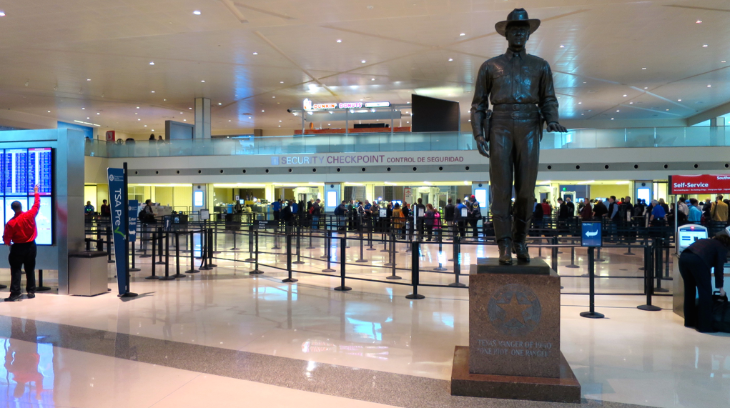 Dallas Love Field will keep Delta service to Atlanta -- for now. (Photo: Chris McGinnis(