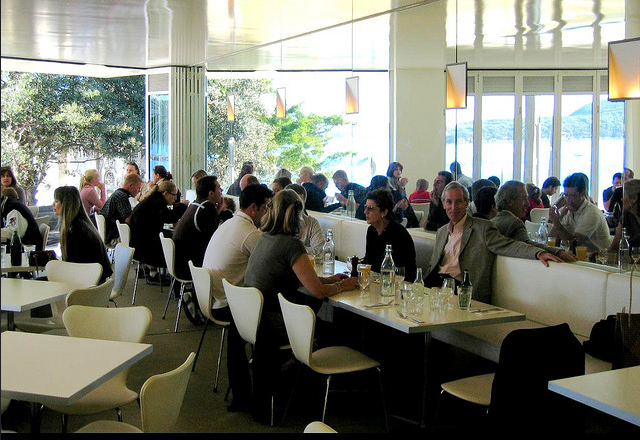 A lovely lunch at Balmoral on Sydney Harbour (Photo: Herry Lawford)