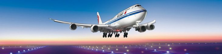 Air China brings 747-8s to New York, San Francisco (Photo: Air China