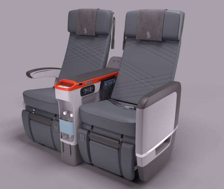 Singapore Airlines premium economy coming...but not for a while (Chris McGinnis)