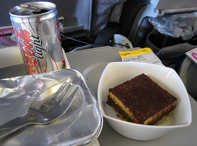 """I'll just have a diet Coke."" (Photo: Jellidonut / Flickr)"