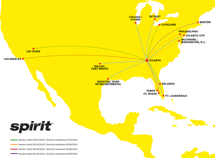 Spirit plans to make big inroads at ATL. But would you fly Spirit?
