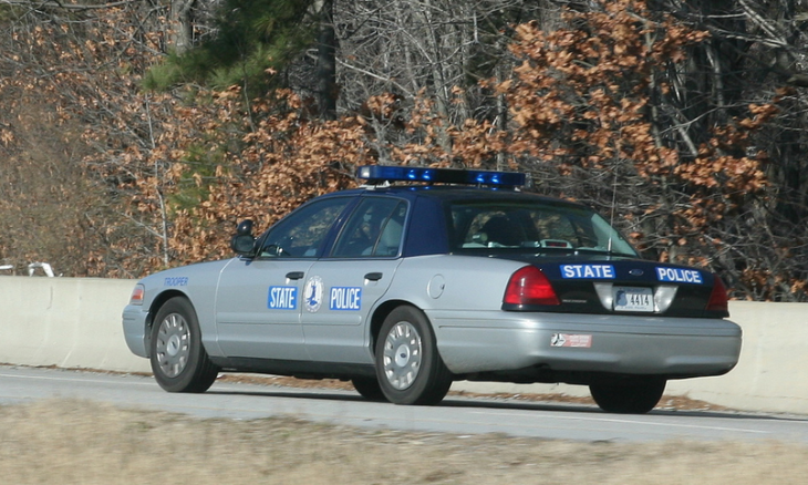 What happens if you get pulled over? (Photo: Cliff / Flickr)