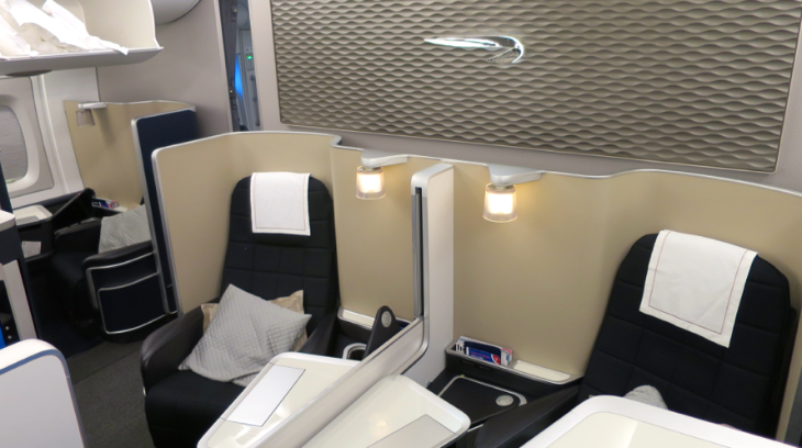 British Airways posh First class can be yours for $10K round trip (Chris McGinnis)