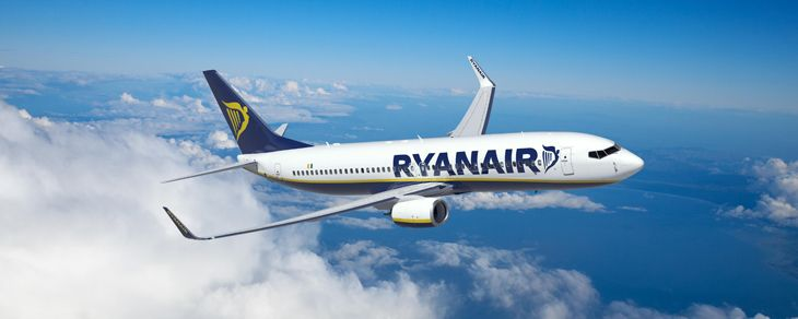 Norwegian wants to team up with Ryanair for a low-cost alliance.(Photo: Ryanair)