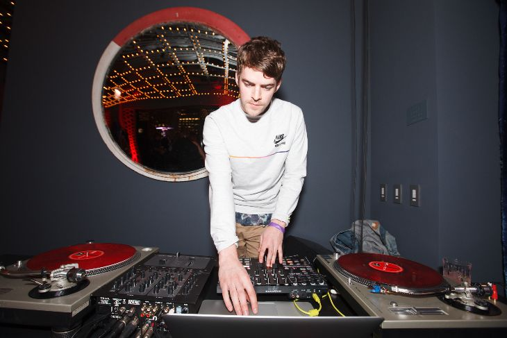 DJ Ryan Hemsworth