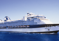 The Celebrity Infinity frequently calls on San Francisco (Photo: Celebrity Cruises)