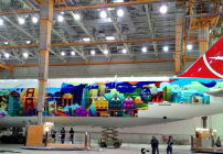 Turkish Airlines getting a special San Francisco-themed livery (Photo: Turkish Airlines)