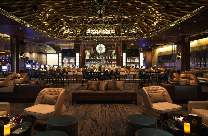 New Alibi cocktail lounge in Las Vegas (Image: Alibi)