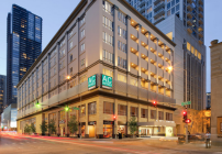 The former Rush and Four Points hotel is now a shiny new AC Hotel by Marriott (Image: Marriott)