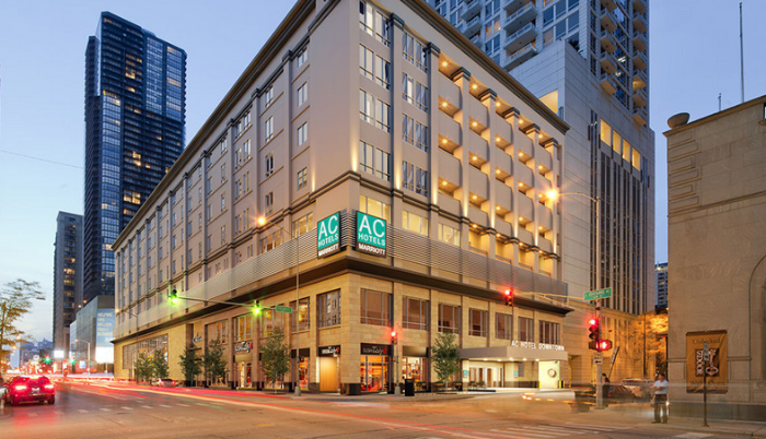 Chicago's glut of hot new hotels