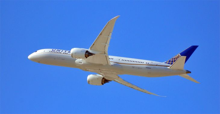 United is giving up on 10 new 787-9s it had ordered.