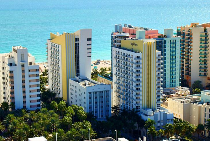The Royal Palm South Beach is part of Starwood's new Tribute brand (Image: Royal Palm)