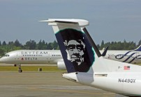 The Alaska-Delta rivalry at Seattle is generating lots of new passengers. (Image: Jim Glab)