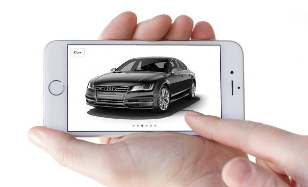 San Francisco is the test market for Audi's rental app. (Image: Audi)