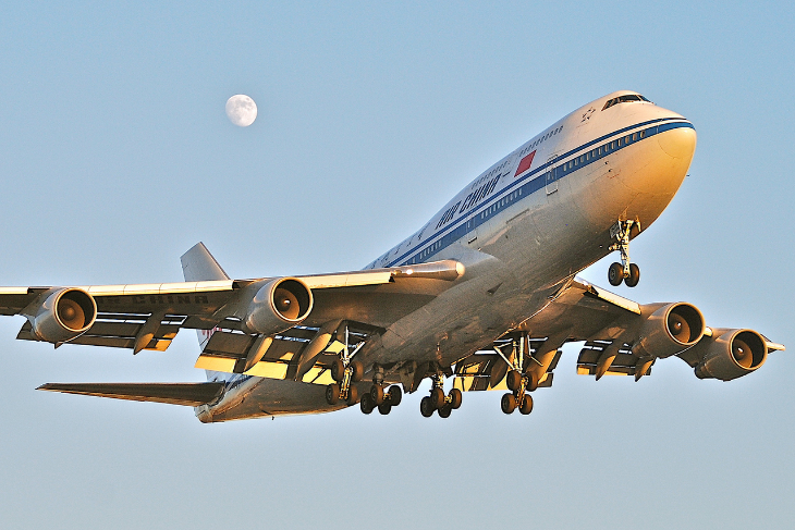 An Air China 747 landing at LAX (Photo: Aero Icarus / Flickr)