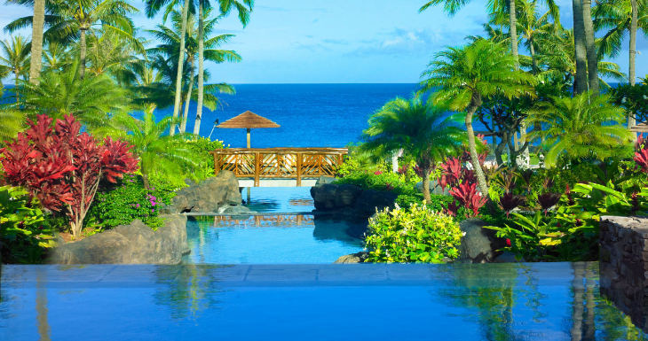 The Montage hotel Kapalua on Maui is the 5th most expensive hotel in the world. Click to see the rest! (Montage Resorts)