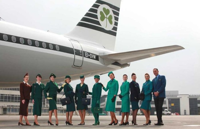 Changes coming to Ireland's Aer Lingus