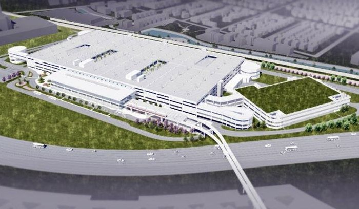 O'Hare's big new construction project