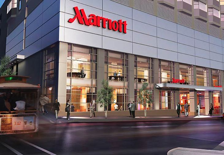 San Francisco Marriott at Union Square. (Image: Marriott)