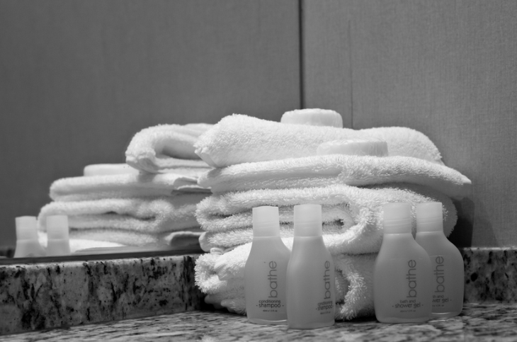 Towels are one of the most frequently pilfered items from hotels (Photo: RussellStreet / Flickr)