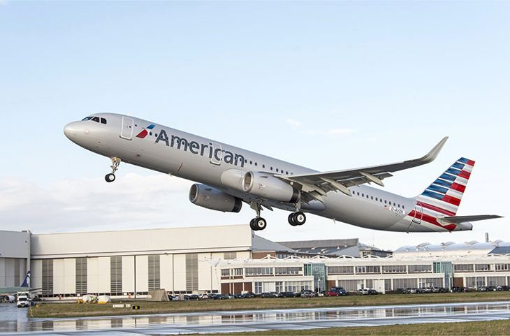 American plans to phase in Airbus A321s on its Hawaii routes. (Image: American)